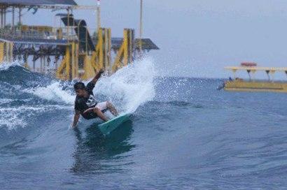 Surfing Playgrounds, Nusa Lembongan