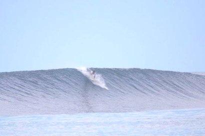 The take off at Yo-Yos, Sumbawa